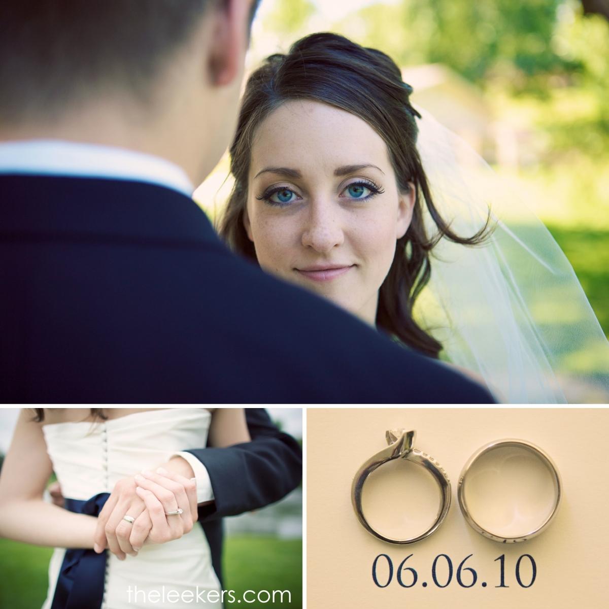 Lauren eichler wedding