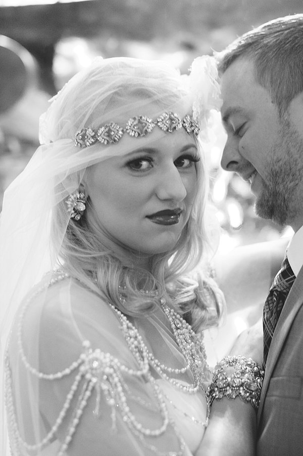 1920s Great Gatsby Amp Nature Enthusiast Styled Wedding