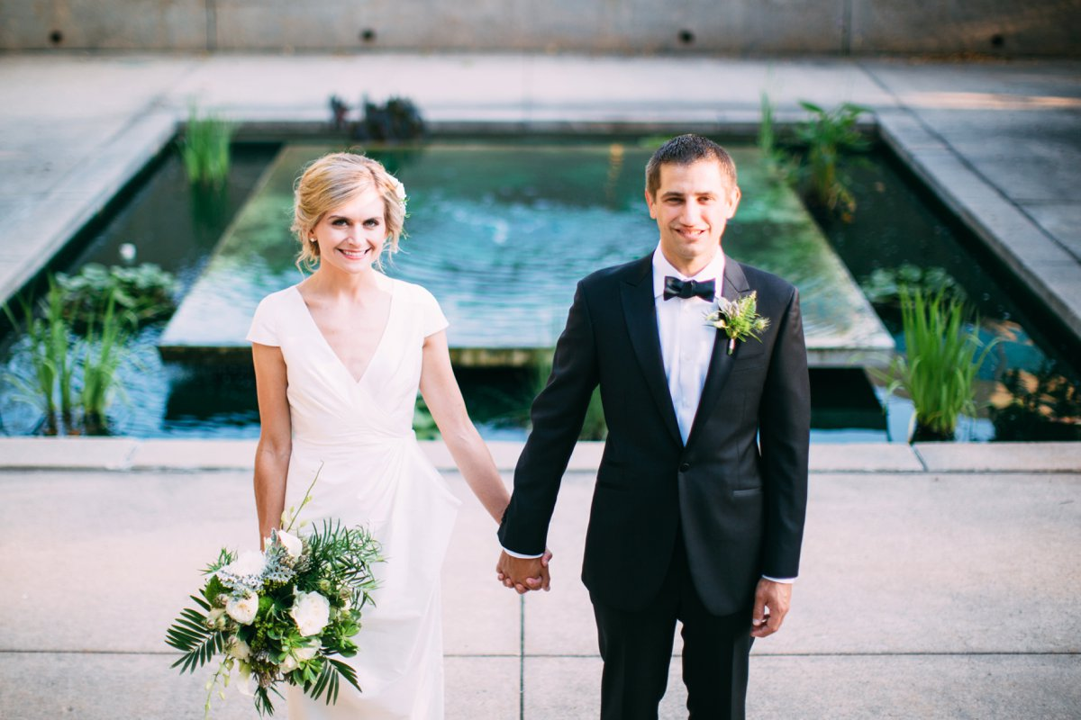 Wedding Venues Lincoln Ne | Maggie Matt Married Sheldon Museum Of Art Lincoln Ne The