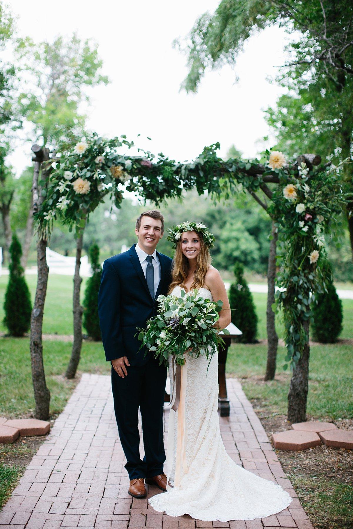 Karissa Ethan Married Lincoln Nebraska Country
