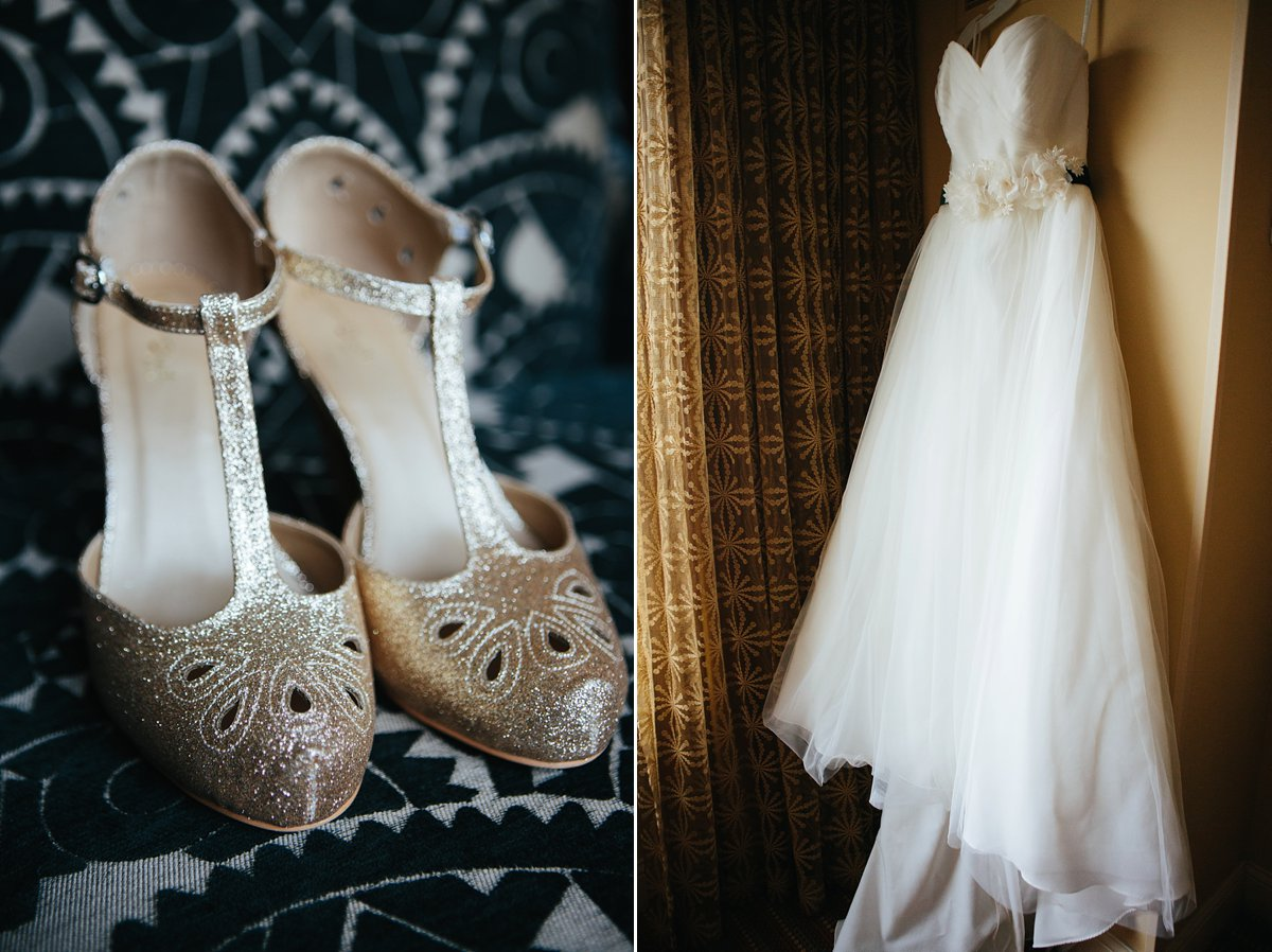 The Living Room | Omaha, NE | Wedding Photographer