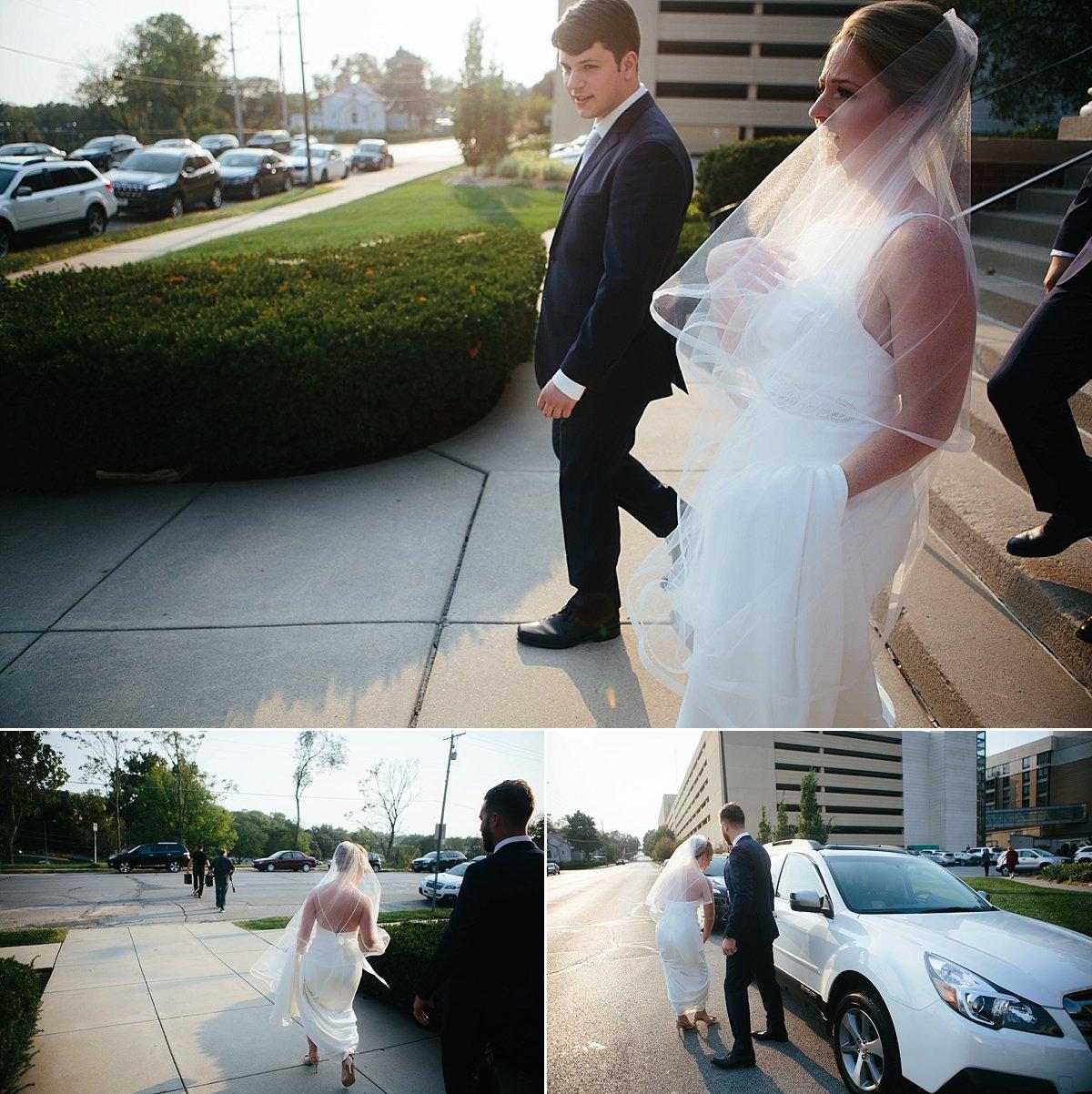 Wedding Flowers Omaha Ne: Megan & Zach