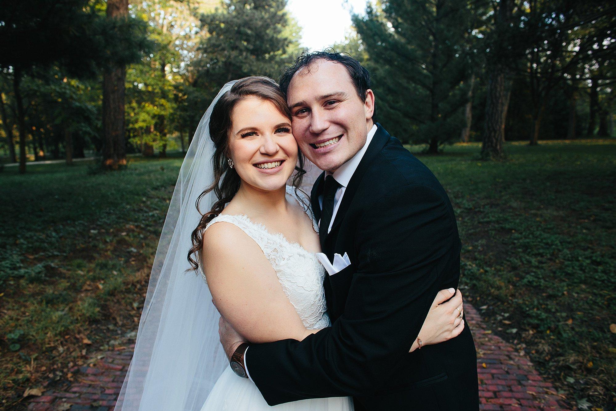 Madeline Amp Andrew Married Nebraska City Nebraska