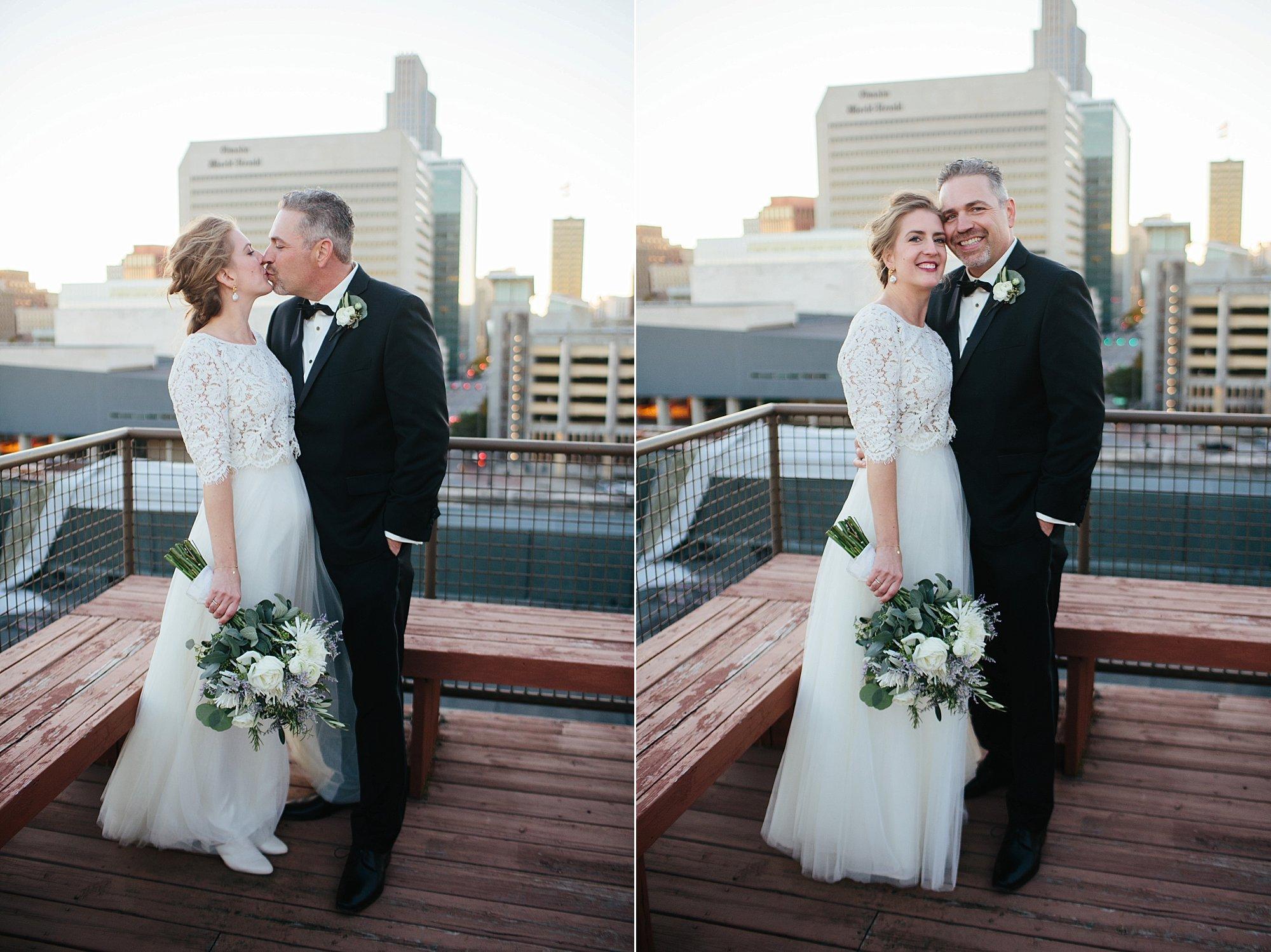 Jenna Amp Jeff Married Omaha Nebraska The Leekers