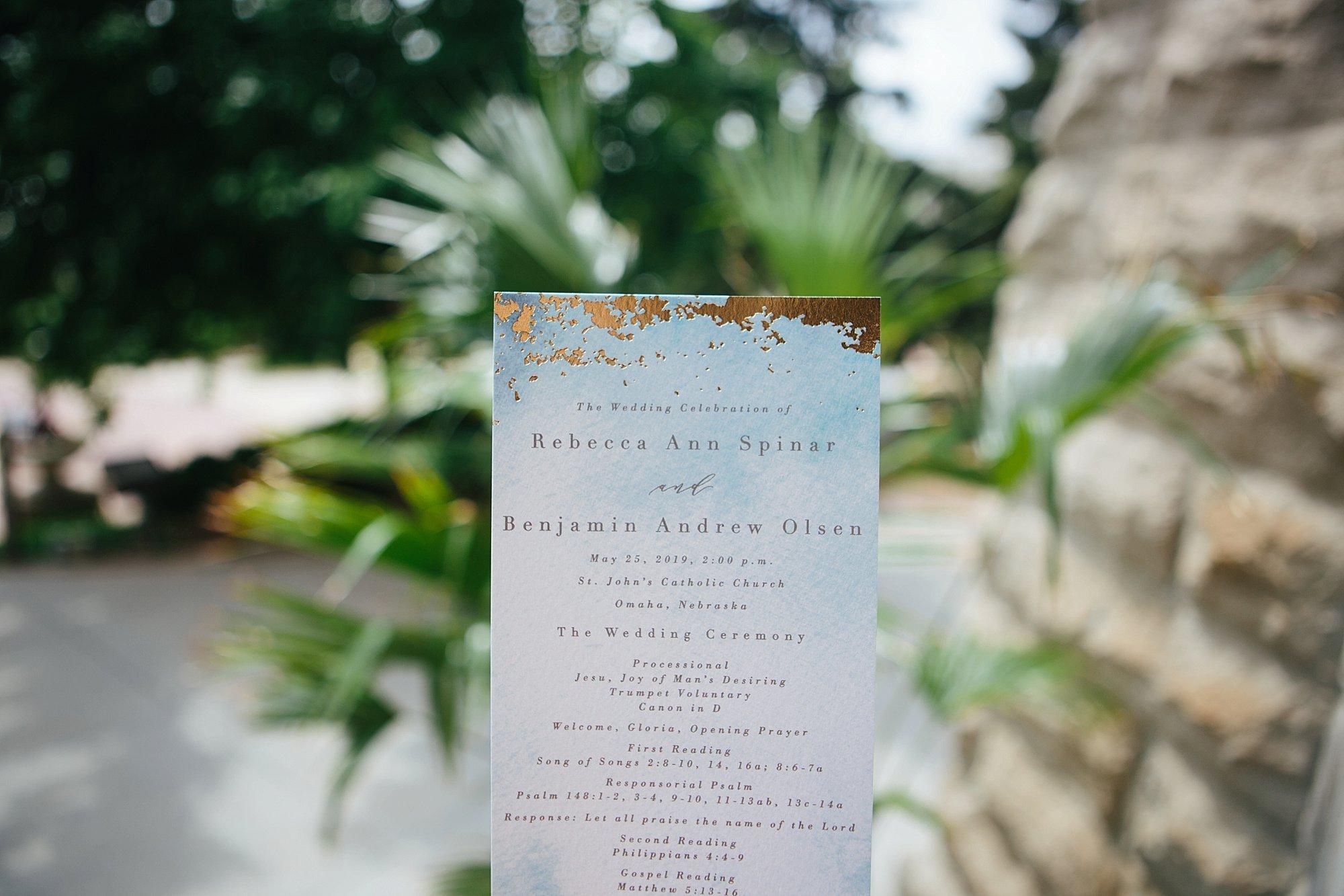Becca & Ben | Married! | Omaha, Nebraska – THE LEEKERS