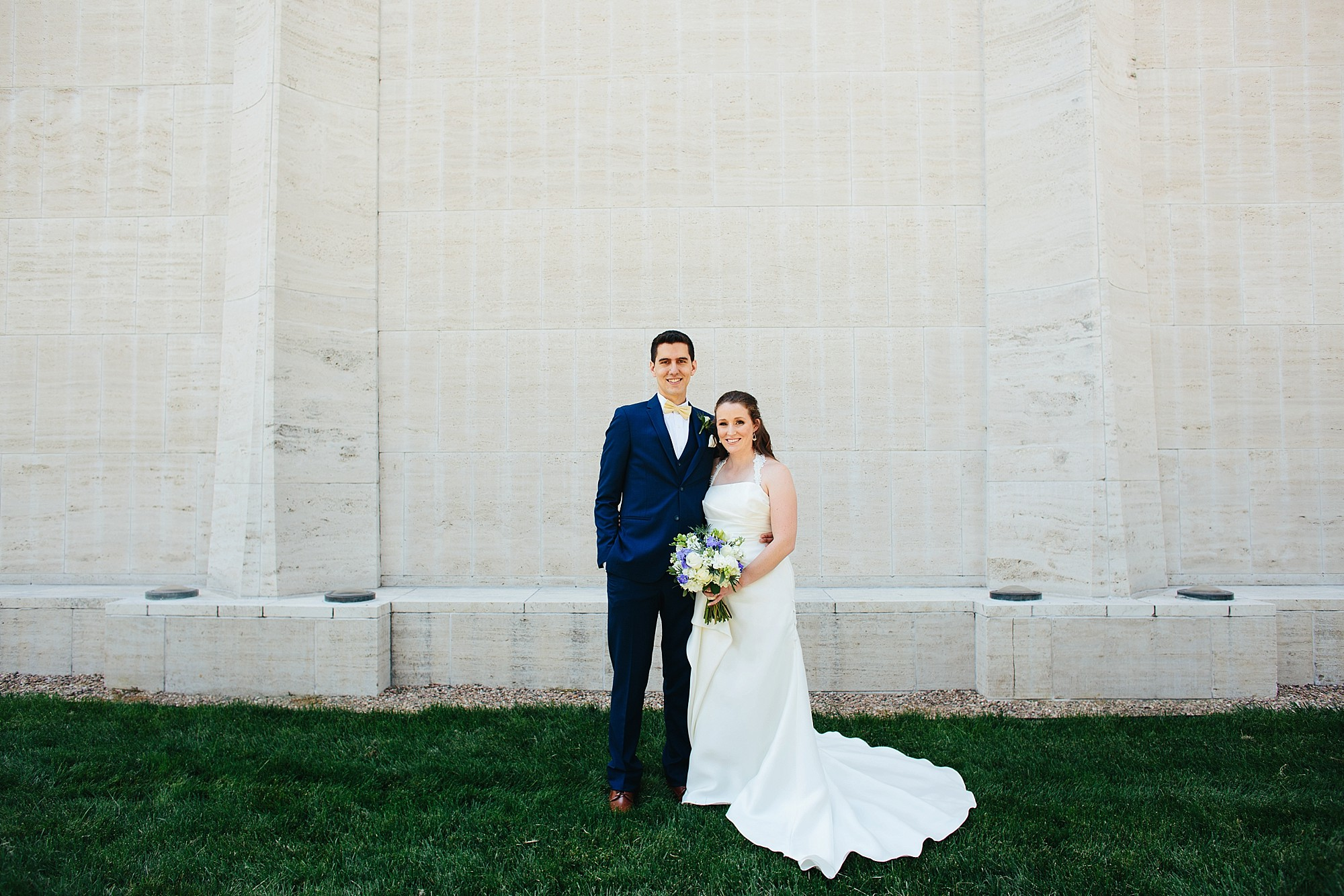 Maesen & Alex   Married!   Sheldon Museum of Art   Lincoln ...
